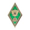 Нагрудный знак (ромб) «Об окончании Российской таможенной академии РТА»
