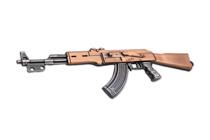 Макет оружия в металле «АК-74» 200 мм