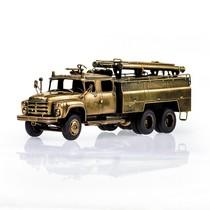 Автомобиль ЗИЛ пожарный АЦ-131 ГЯ, масштабная модель 1:43