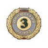 Знак «3-й юношеский разряд»