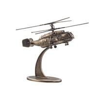Вертолёт Ка-32 на подставке, масштабная модель 1:100