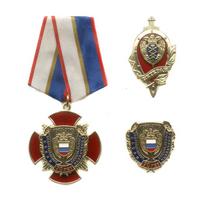 Комплект знаков «ФСО России», 3 шт.