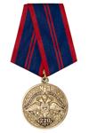 Медаль «220 лет МВД» с бланком удостоверения