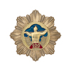 Знак «100 лет Республике Тыва»