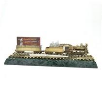 """Настольный набор """"Паровоз Э 8715"""" с двумя путями, масштабная модель"""