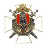 Знак «60 лет вневедомственной охране МВД РФ» №1