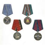 Комплект медалей «Казачество России»
