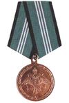 Медаль ФСЖВ России «За безупречную службу» III степени