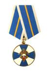 Медаль «За боевое содружество» (ГУСП)