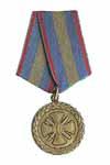 Медаль «За укрепление уголовно-исполнительной системы»