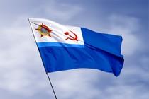 Удостоверение к награде Кормовой флаг ледокола Ермак