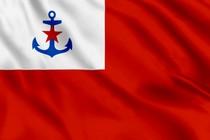 Флаг военно-морской допризывной подготовки
