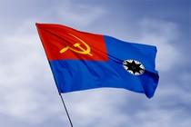 Удостоверение к награде Флаг гидрографических судов (если командир - не военный моряк)