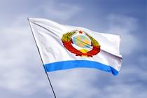 Удостоверение к награде Флаг Главнокомандующего ВМФ СССР