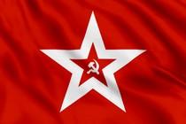 Флаг Гюйс и крепостной флаг (1932 —1950)