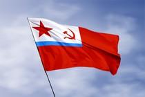 Удостоверение к награде Флаг заместителя Народного комиссара ВМФ СССР
