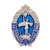 Нагрудный знак МВД России «За отличную службу в МВД» II степени с бланком удостоверения