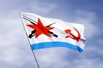 Удостоверение к награде Флаг начальника штаба РККА