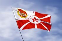 Удостоверение к награде Флаг Почётный Революционный Военно-морской флот (1926—1935 )