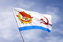 Удостоверение к награде Флаг Почётный Революционный Военно-морской флот (1935—1950)