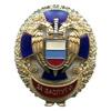 Нагрудный знак «За заслуги»