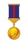 Памятная медаль «Великий русский писатель лауреат Нобелевской премии М. А. Шолохов 1905—2005»