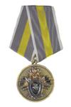 Медаль «За заслуги»  СК России