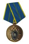 Медаль «За безупречную службу» СКР I степень