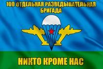 Флаг 100 Отдельная разведывательная бригада