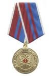 Медаль «135 лет ФСИН России» с бланком удостоверения