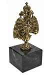Удостоверение к награде Статуэтка «Орел МЧС»