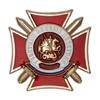 Знак двухуровневый «Участник боевых действий»