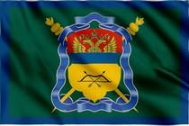 Флаг Оренбургского казачества