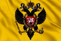Флаг Императорский Штандарт (1721-1730)