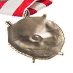 Удостоверение к награде Орден боевого Красного Знамени, муляж