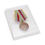 Удостоверение к награде Медаль «За освобождение Варшавы», муляж