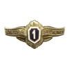 Нагрудный знак МО России «Классный специалист» I класса