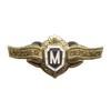 Нагрудный знак МО России «Классный специалист рядового состава «Мастер»