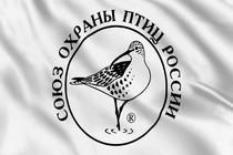 Флаг Союз охраны птиц России
