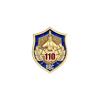Фрачный значок «105 лет Штурманской службе ВВС России»