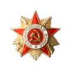 Знак-миниатюра «Орден Отечественной войны»