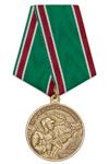 Медаль «За Чеченскую кампанию» с бланком удостоверения