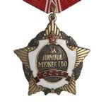 Орден «За личное мужество», муляж (вид 2)