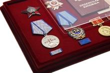 Удостоверение к награде Планшет для наград СССР (28 см х 22 см)