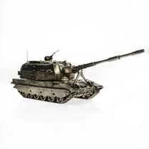 САУ «Коалиция-СВ», масштабная модель 1:35