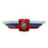 Должностной знак начальника высшего военного училища, проф. и общеобразовательного учреждения №10
