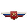 Должностной знак командира полка и ему равной воинской части (Сухопутные войска) №20