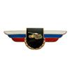 Должностной знак командира танковой бригады и ей равного соединения (Танковые войска) №28