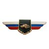 Должностной знак командира танкового полка и ему равной воинской части (Танковые войска) №29