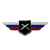 Должностной знак командира полка и ему равной воинской части (РВиА)
